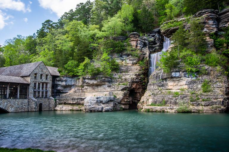 Indian Cliff Falls