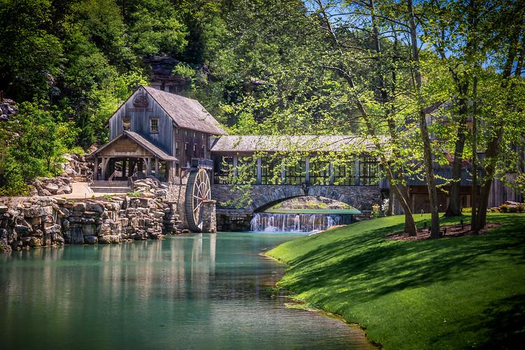 Dogwood Canyon Mill