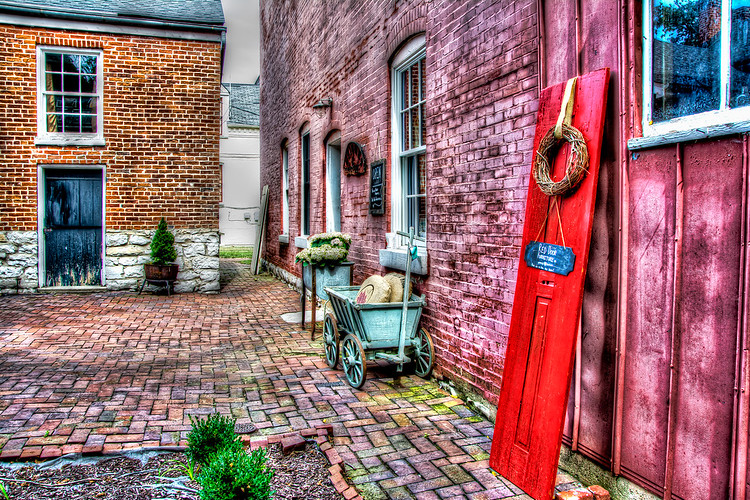 Old St. Charles